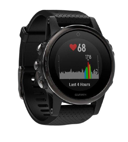 Garmin fēnix® 5S Sapphire Black GPS Watch SEA Part Number 010-01685-48