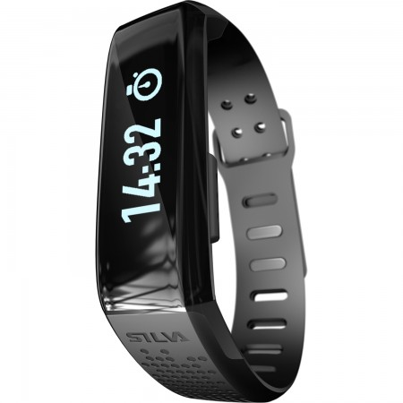 Silva SEC-X Smartband Watch - Black