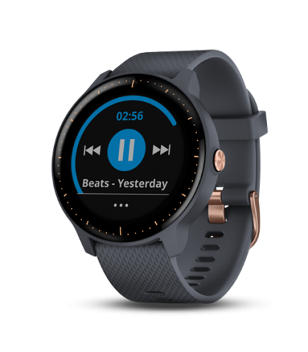 Garmin vívoactive® 3 Music Granite Blue GPS Music 010-01985-45