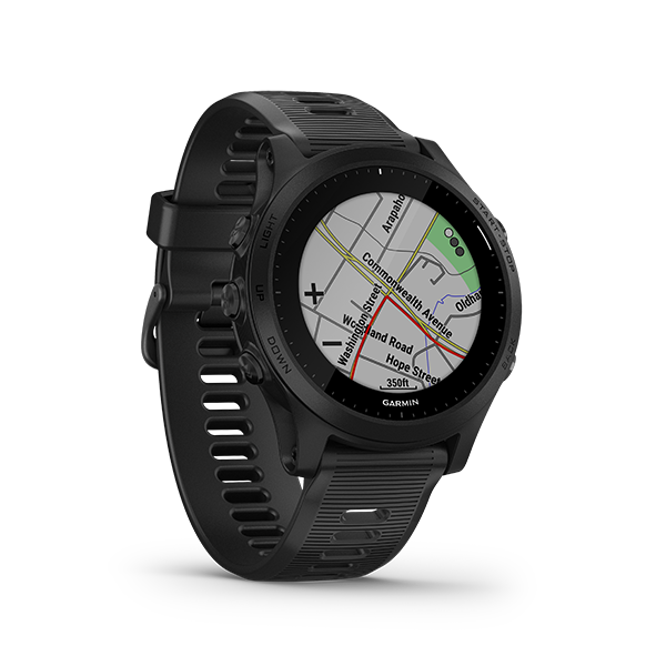 Garmin Forerunner 945 Black Part Number 010-02063-70