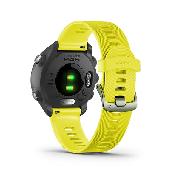 Forerunner 245 Yellow Part Number 010-02120-4A