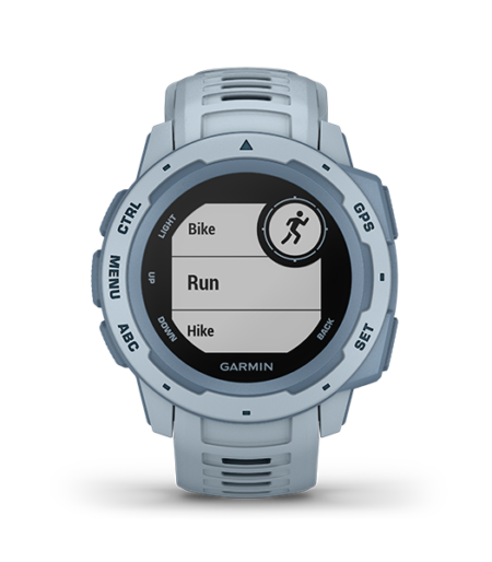 Garmin Instinct® Seafoam Blue Part Number-010-02064-54