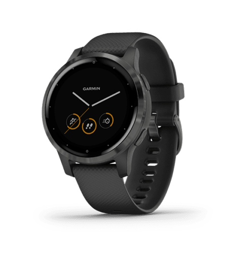 Garmin vívoactive 4S(40mm) Part Number 010-02172-19 BLACK/SLATE