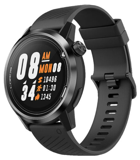 COROS APEX 46mm Black/Gray WAPX-BLK-2 Premium Multisport GPS Watch