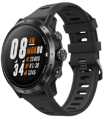 Coros Apex Pro Premium Multisport GPS Watch 46mm Black WAPXP-BLK