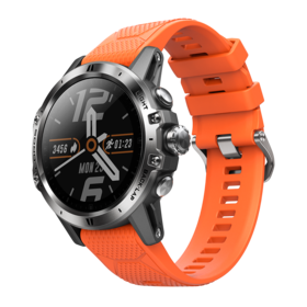 COROS VERTIX GPS Adventure Watch Fire Dragon WVTX-SVR