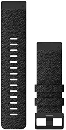 GARMIN QuickFit F6 26mm Black Nylon Part Number 010-12864-17