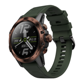 COROS VERTIX GPS Adventure Watch Mountain Hunter WVTX-GLD