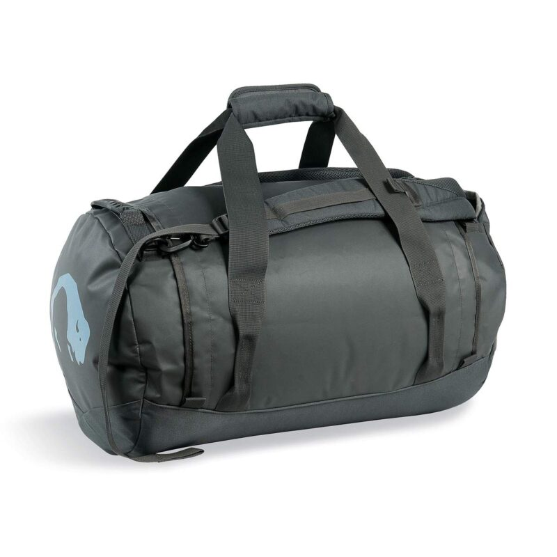TATONKA Barrel Series Travel Bag (Titan-Grey, S (45 Liters))