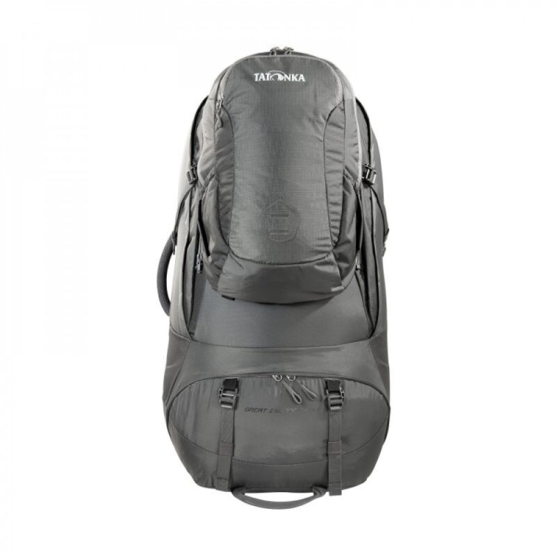 Tatonka Great Escape 75+10 Ltr Trekking Bag Titan Grey