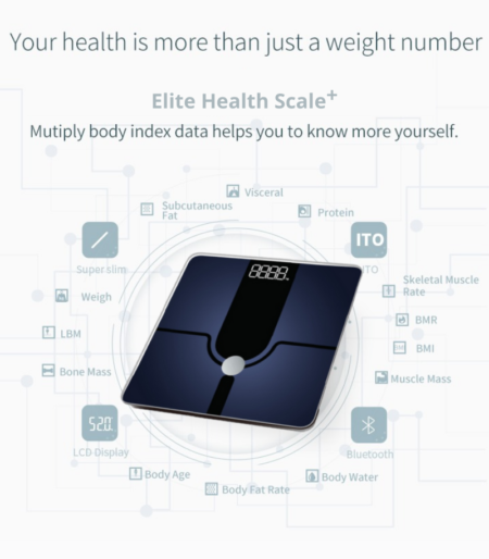 Elite Health Scale+