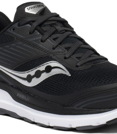 Echelon 8 Men's Running Shoe (Wide) Black/White