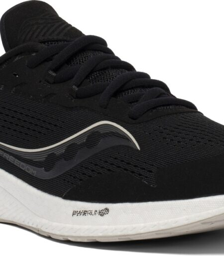 Freedom 4 Men's Running Shoe Black/Stone
